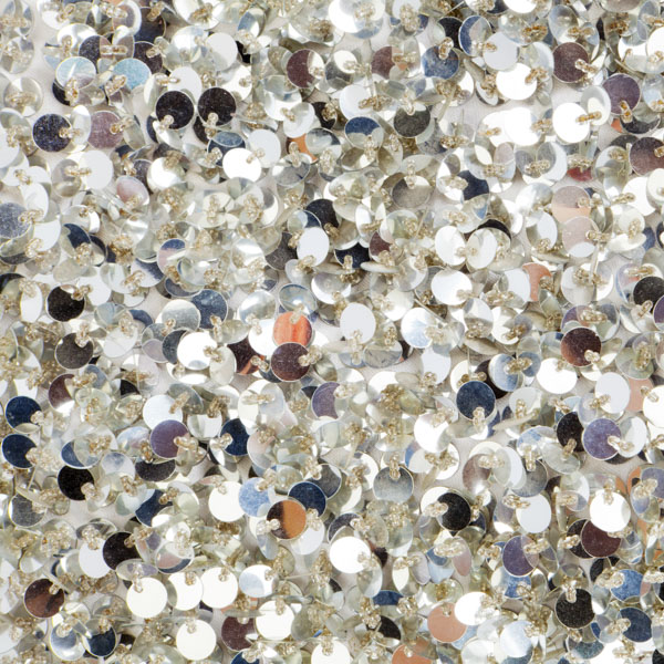 Sequin sparkle fabric