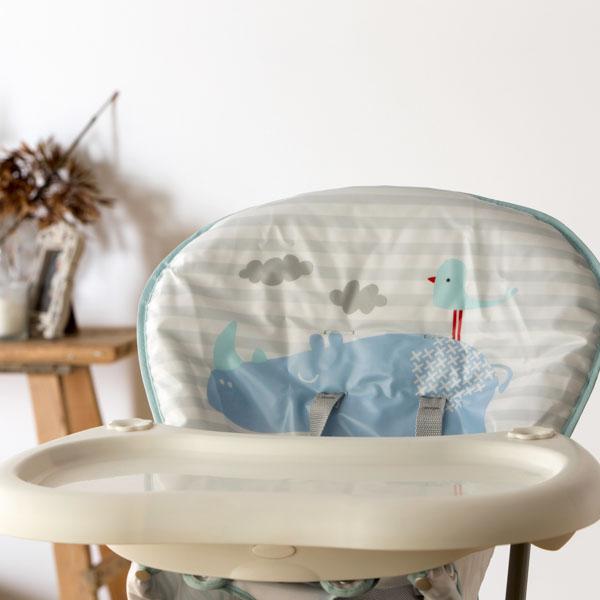 Vintage baby highchair